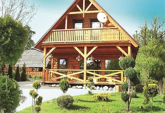 Chata Zbojnická drevenica 2