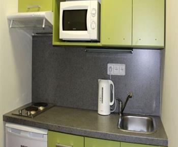 Apartmán č. 2 - vybavená kuchyně