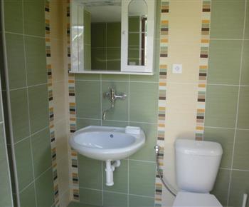Chatka č. 2 - koupelna