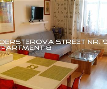 Apartmán(y) Holiday Apartments Foersterova