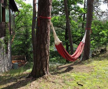 Odpočinek u chaty