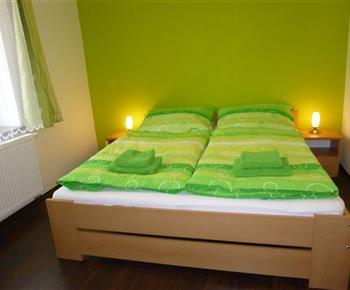 Zelený pokoj č. 2