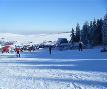 Lyžařské středisko Klínovec