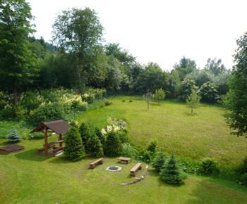 Celkový pohled na zahradu