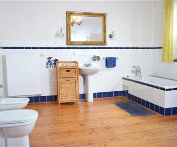 Koupelna apartmán C