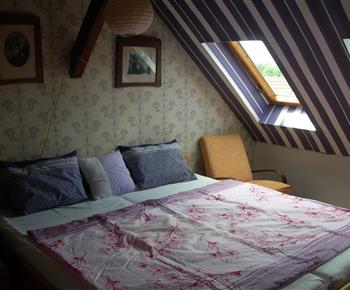 Apartmán A - podkrovní ložnice