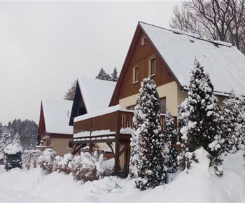 Chata Apartmán - Čistá v Krkonoších