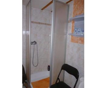 Sociální zařízení se sprchovým koutem