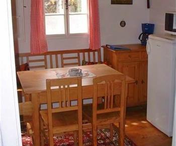 Apartmán č. 3A - obývací pokoj