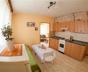 Toskánský apartmán