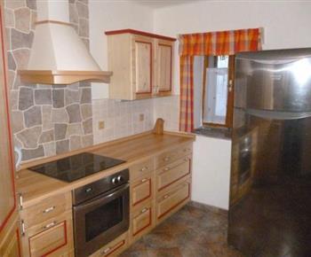 Nová a plně vybavená kuchyně