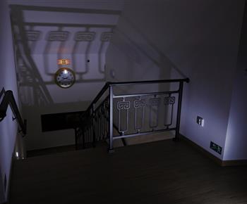 Noční schodiště