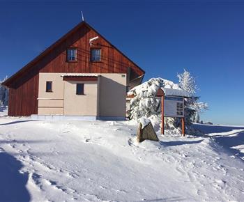 Chata Na bílé stopě