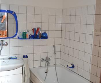 Chata Železnice - koupelna