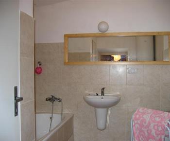 Koupelna, WC - přízemí