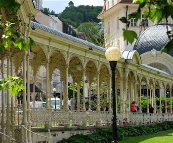 Karlovy Vary, ilustrační foto