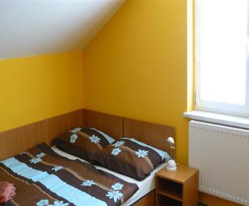 Dvoupokojový apartmán pro 6 osob