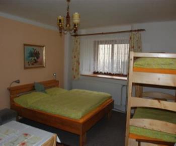Apartmán č. 3 - ložnice