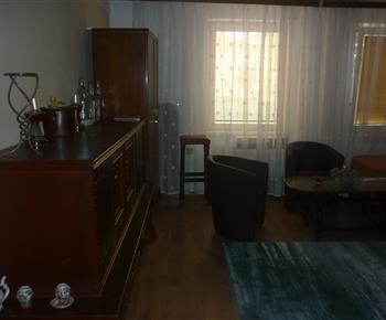 interiér pokoje ubytování