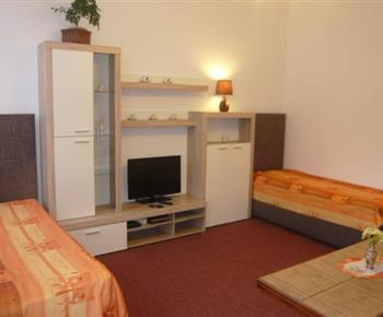 Apartmán č. 2 - obývací pokoj