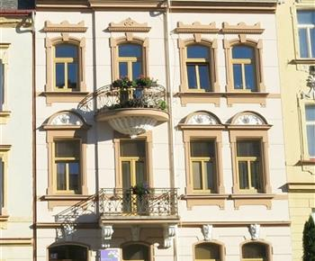 Apartmánový dům Hortensia Teplice