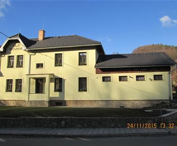Apartmánový dům Vila Rusava