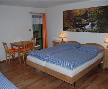 Pokoj 2 třílůžko