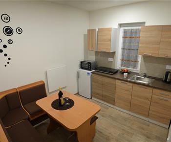 Apartmán Emily - kuchyně