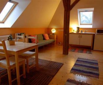 Pokoj Premium s kuchyňkou