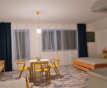 2. NP - apartmán pro 4 osoby (SUNSET)