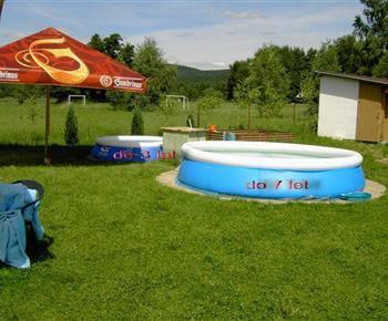 Bazény pro děti do 3 a 7 let