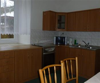 kuchyň apartmán č.4