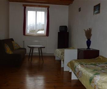 pokoj apartmán č.2