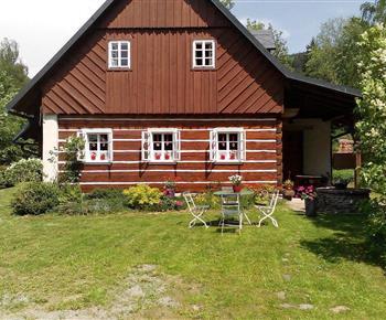 Horská chata dům Petra u sjezdovek