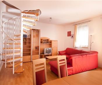 Apartmán pro 4 - 6 osob