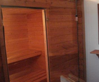 Vlastní sauna