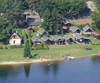 Chata U Slapské přehrady