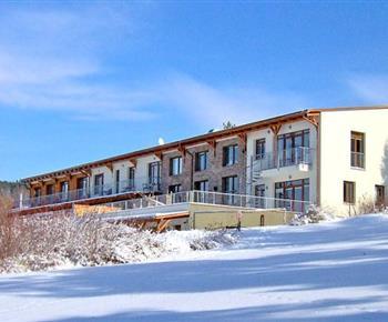 Apartmánový dům Rezidence Club Canada