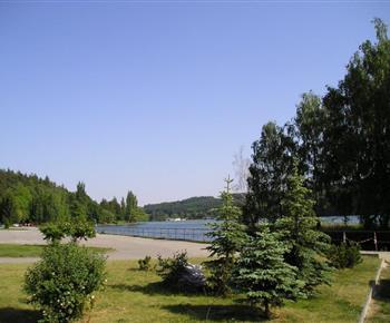 Rybník Olšovec - 20 m od penzionu