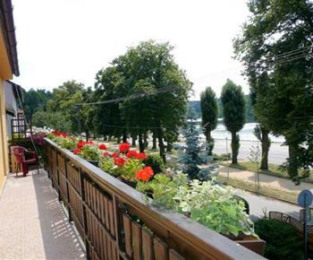 Výhled na rybník Olšovec