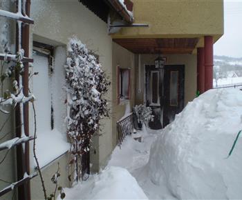Zima u nás