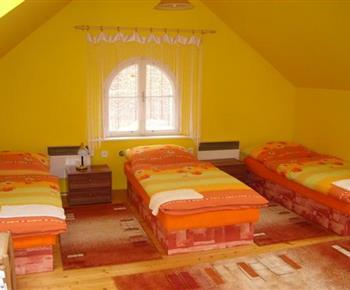 Příjemně a účelně zařízené apartmány