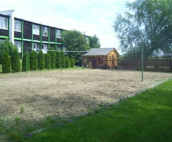 Hřiště na plážový volejbal