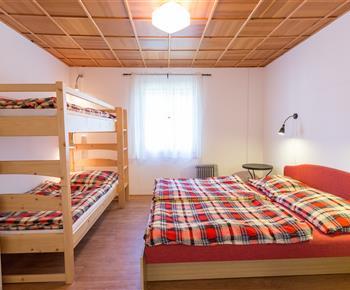 Apartmán A - 1. ložnice