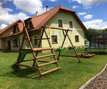 Apartmán(y) pro rodiny s dětmi - Rodvínov u Jindřichova Hradce