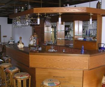 Bar s posezením
