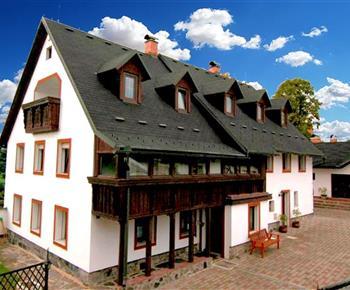 Rekreační dům Rezidence Náčkovice