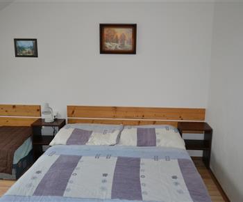 Část  ložnice