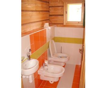 Moderní sociální zařízení se sprchovým koutem
