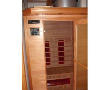 Sauna v objektu
